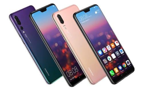 Huawei volta oficialmente para o mercado brasileiro com P20 e Mate 10