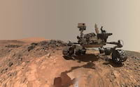 NASA encontra moléculas orgânicas em Marte
