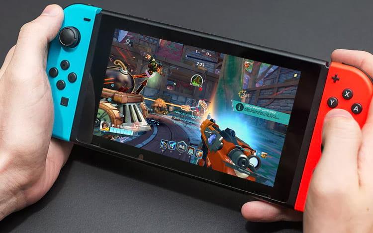 Paladins no Nintendo Switch