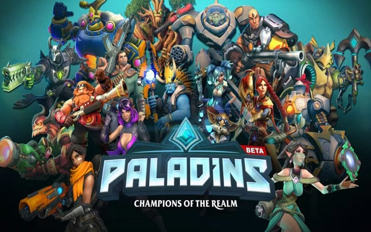 Requisitos mínimos para rodar Paladins: Champions of the Realm no PC