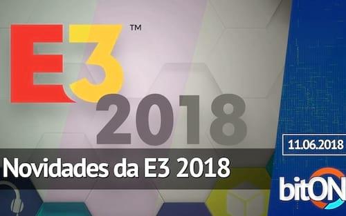 bitON especial lançamentos da E3