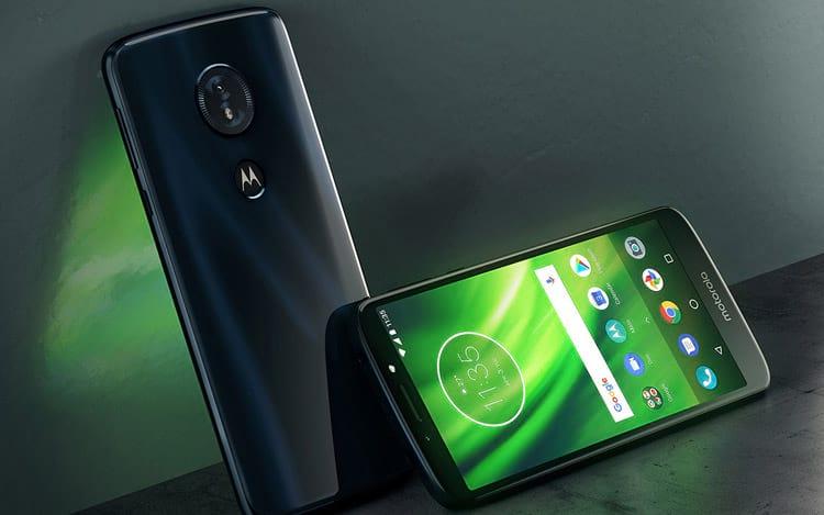 Motorola lança versão mais potente no Moto G6 no Brasil. Aparelho pode ser encontrado somente na cor preta.