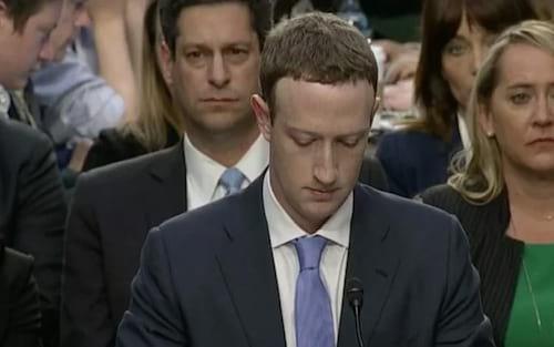 Facebook libera 500 páginas com as respostas para as perguntas dos senadores