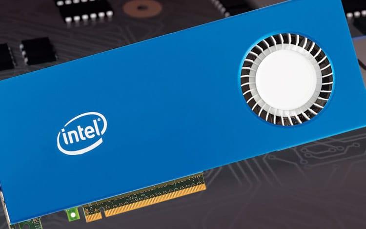 GPU da Intel está por vir. Foto ilustração
