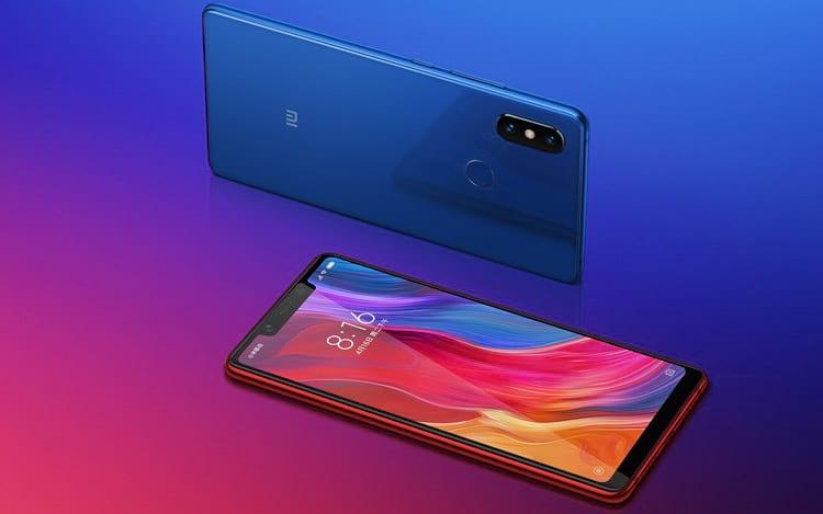 Xiaomi Mi 8 tem lançamento global