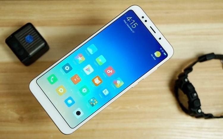 Redmi 5 Plus é o quinto smartphone mais comercializado no mundo