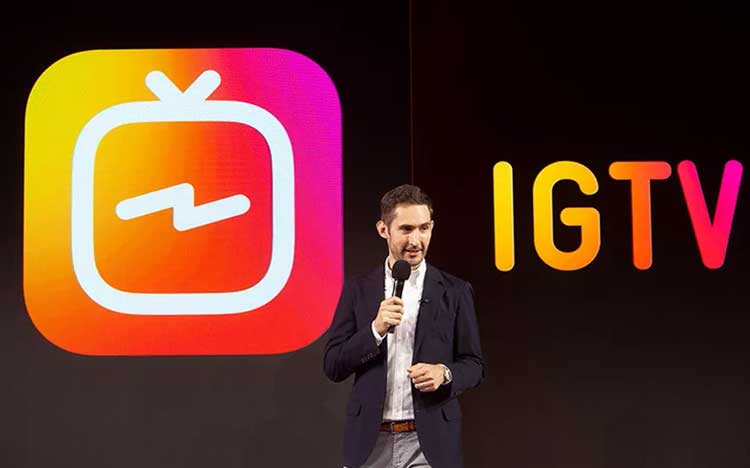 CEO do Instagram. Foto: Instagram Press
