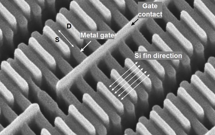 14 nanometer FinFet