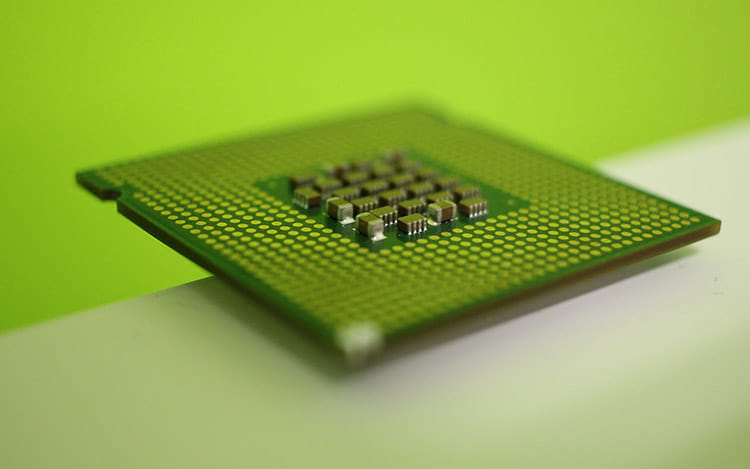 FinFet technology used in processors