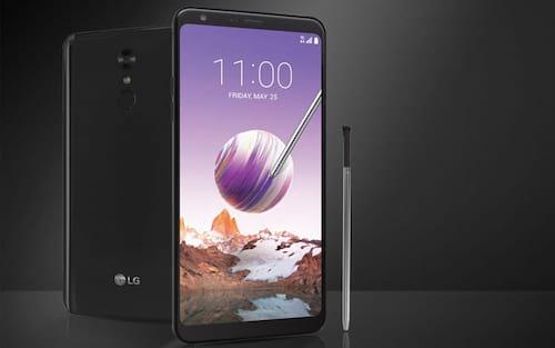 LG revela Stylo 4 com Snapdragon 450