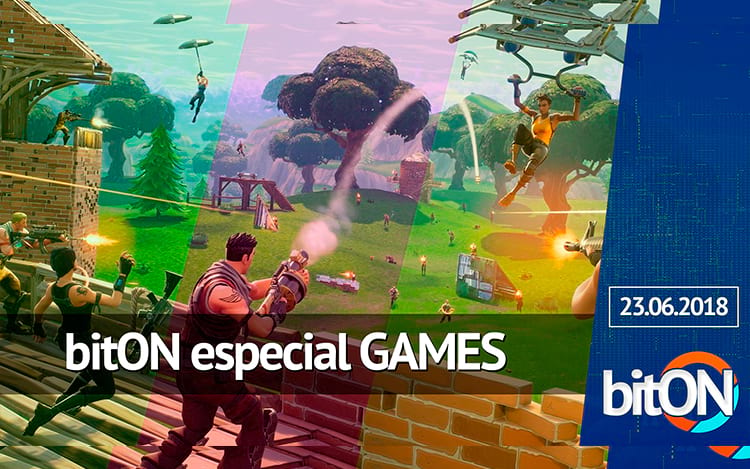 Fortnite / Assassins Creed Odyssey / Minecraft / Westworld Mobile - bitON Games