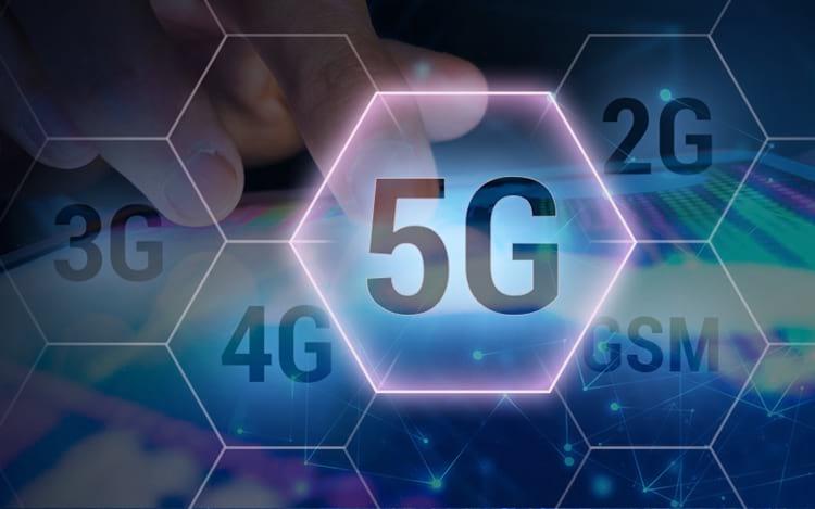 Diferenças entre 2G, 3G, 4G e 5G