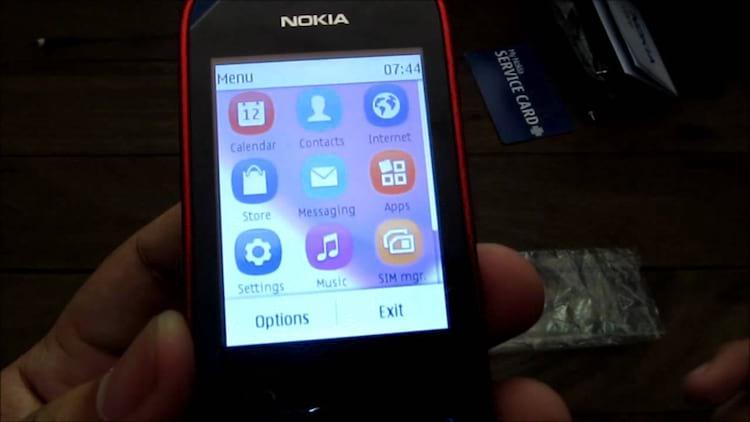 Atenção usuários! Celular S40 da Nokia é um dos que irão perder o WhatsApp.