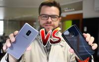 Comparativo entre Galaxy A8 e Moto G6 Plus