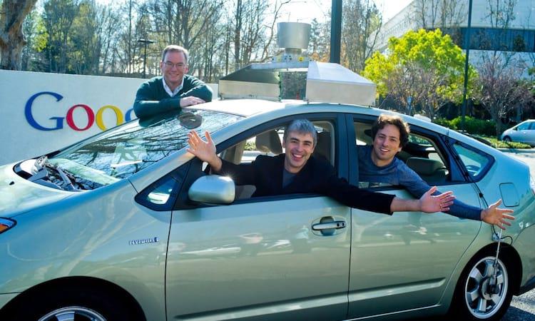 Google também mantém projetos de carro autônomo e tecnologias sustentáveis