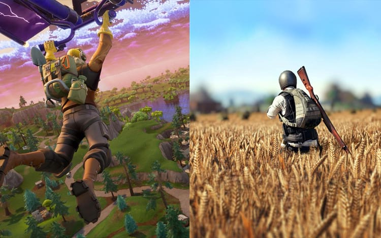 The battle of Fortnite vs PUBG is over?  (Picture: Forbes)