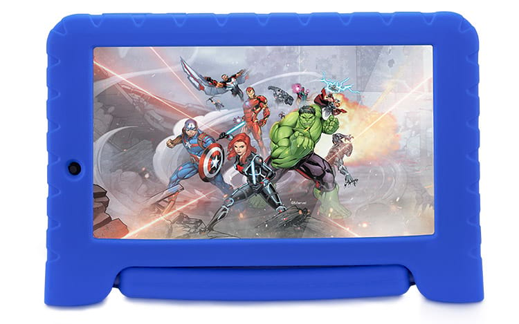 Tablet Multilaser Vingadores Plus