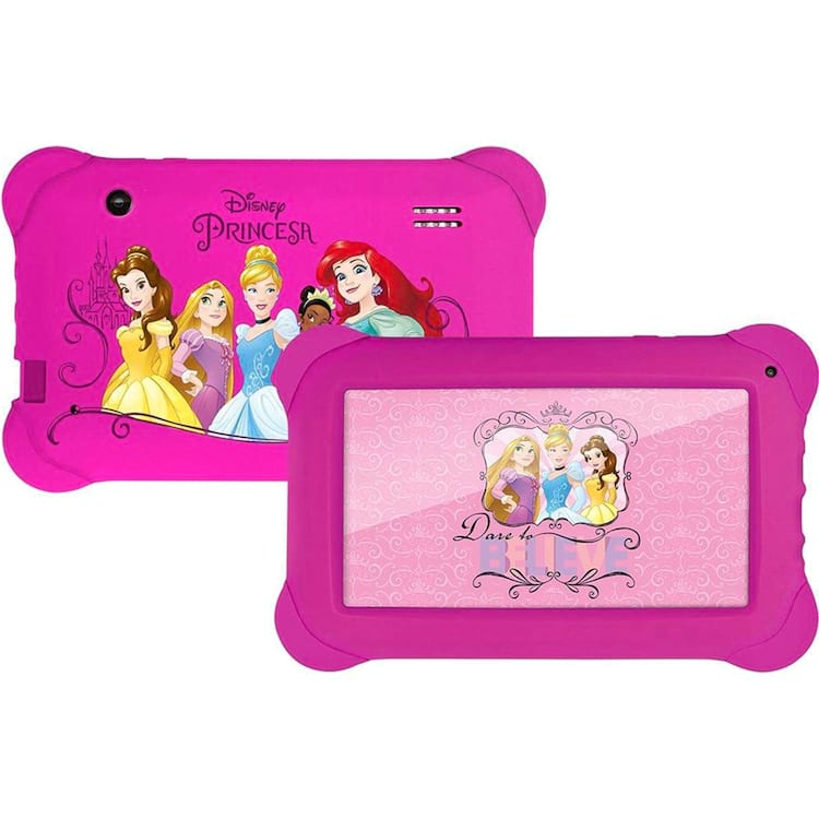 Disney Princess Tablet Plus Multilaser