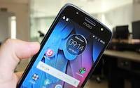 Os 5 melhores smartphones até R$ 1000