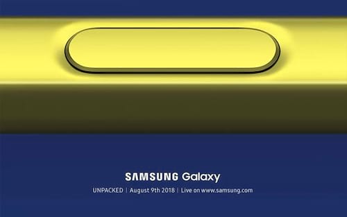 Caneta do Galaxy Note 9 tem Bluetooth confirmado no FCC