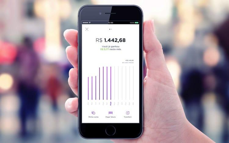 Nubank libera portabilidade de salário