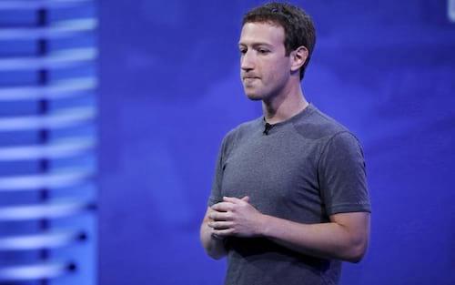 Mark Zuckerberg é o terceiro homem mais rico do mundo