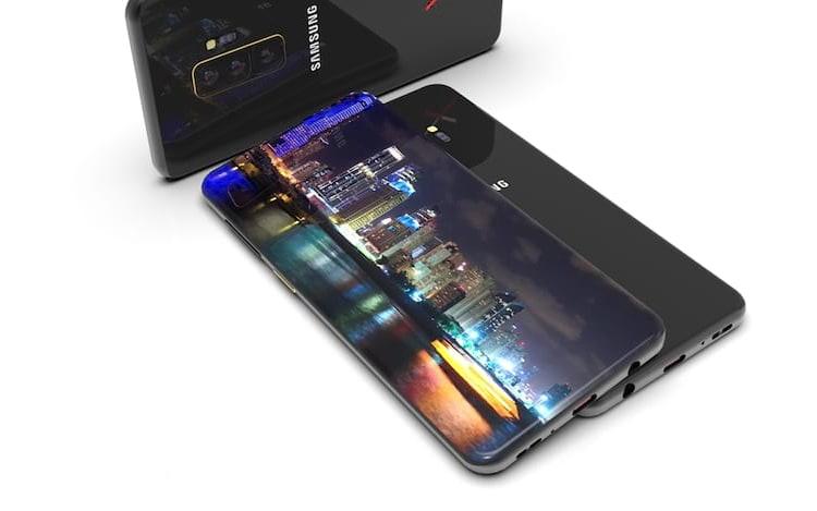 Galaxy 10 pode chegar com cinco câmeras.