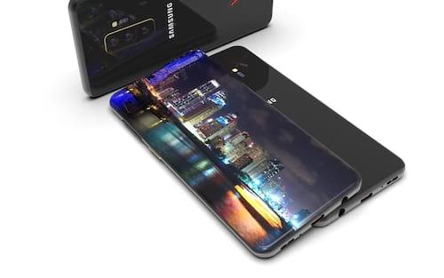 Galaxy S10 pode chegar com cinco câmeras