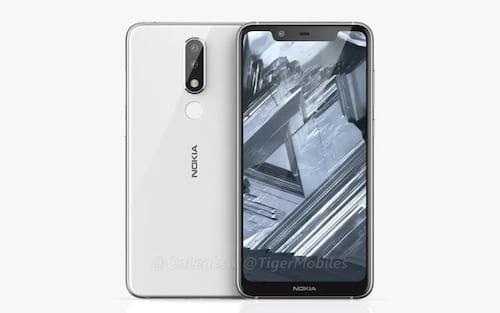 Imagens vazadas revelam o que pode ser um Nokia 5.1 Plus com duas câmeras traseiras