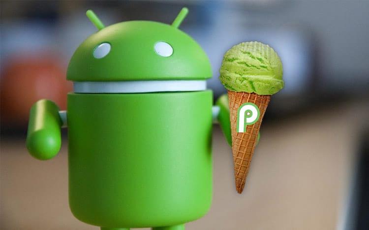 Android Pistachio Ice Cream