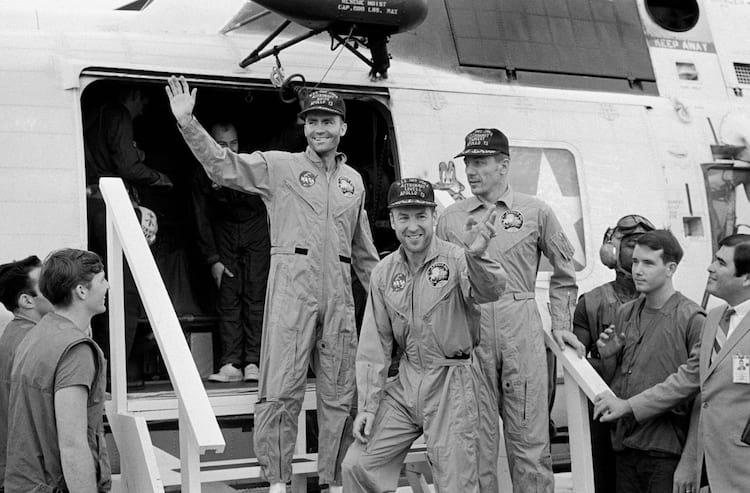 A conquista do espaço, parte V: Salvando a tripulação da Apollo 13
