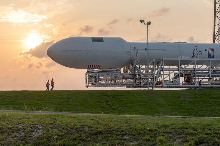 Falcon 9 tornar-se-ia o carro-chefe da SpaceX