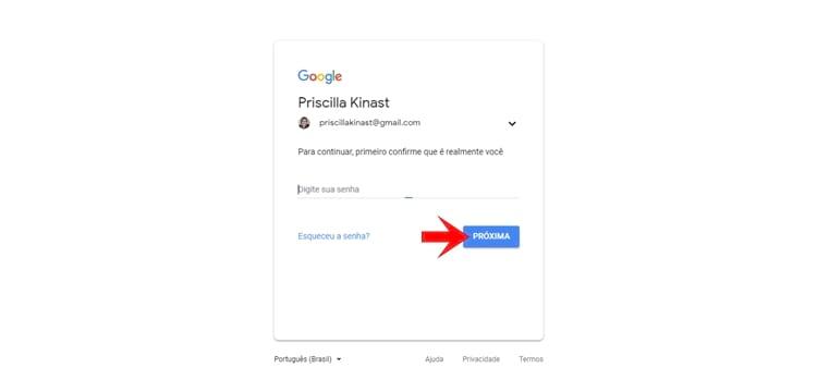 Como ativar a verificação em duas etapas no Gmail e na conta Google?