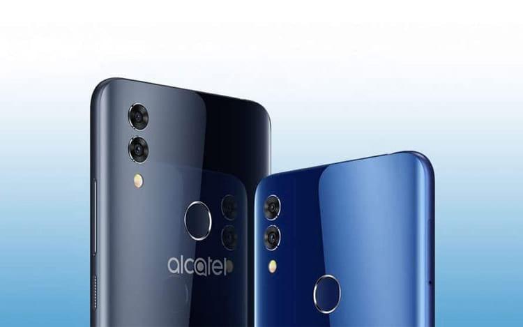 Alcatel anuncia o 5V, smartphone com processador MediaTek e duplo sistema de câmeras
