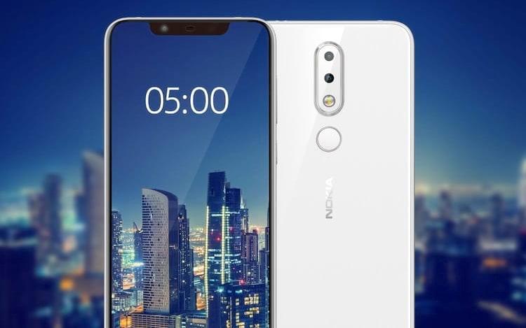 Nokia finalmente oficializa o seu X5. Aparelho chega com polêmico notch, conforme já era aguardado. Além disso, o modelo conta com câmera dupla e sistema operacional Android.