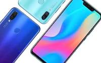Huawei anuncia os smartphones nova 3i e nova 3