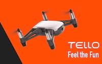 Tello:  drone projetado para amadores e iniciantes chega ao Brasil