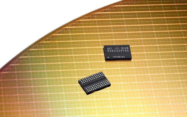 Samsung revela primeira memória RAM LPDDR5.