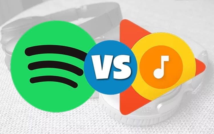 Spotify ou Google Music?