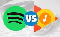 Comparativo entre Spotify e Google Music: Conheça as vantagens e desvantagens de cada app