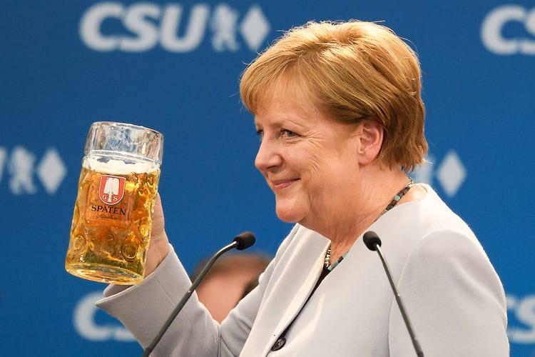 A física Ângela Merkel está no seu 4º mandato como chanceler alemã e parece saber o que está fazendo