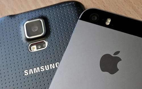 iPhone e Galaxy lideram ranking de celulares usados