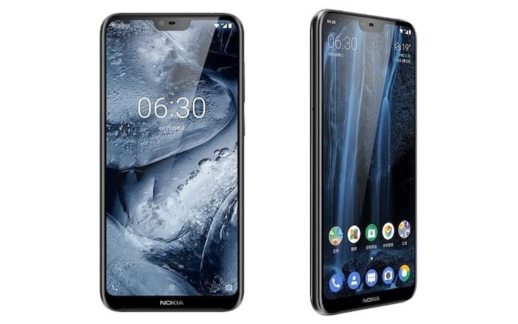 Nokia 6.1 Plus é revelado como versão do Nokia 6.