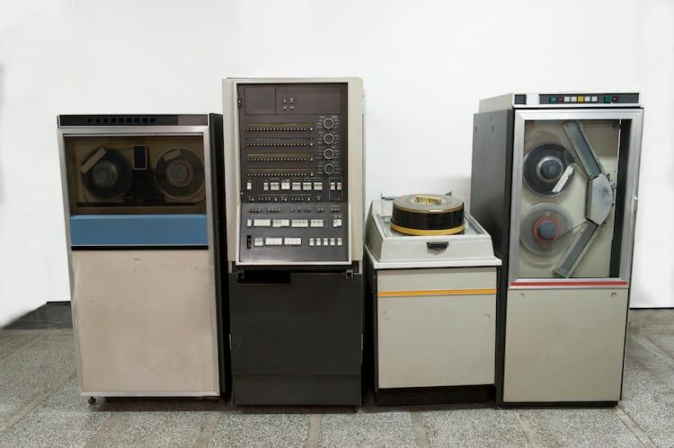 Computador hacekado por Scherr em 1962, no MIT