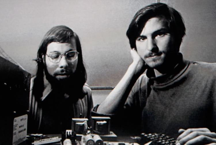 Os fundadores da Apple começaram a trabalhar juntos através do hacking