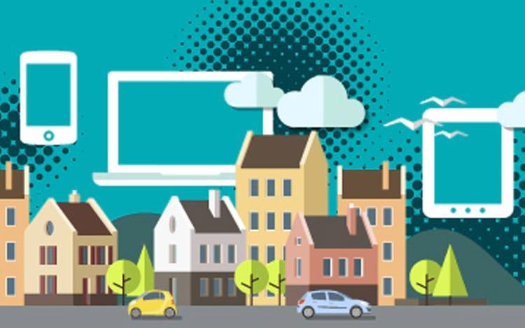 Acesso à Internet por banda larga volta a crescer nos domicílios brasileiros