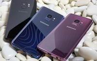 5 smartphones da Samsung para comprar em 2018