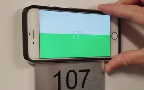 Como usar o iPhone como nível de bolha para medir ângulo  e nivelar objetos?