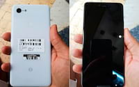 Novas imagens do Pixel 3 XL na cor branca surgem na web