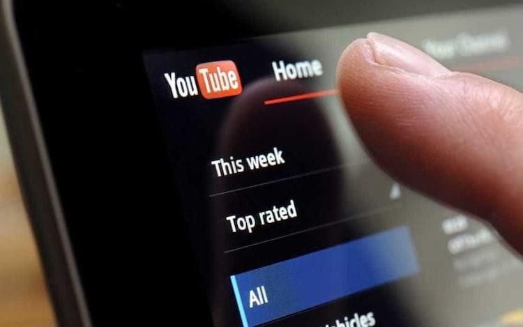 YouTube com modo escuro chega para o Android.